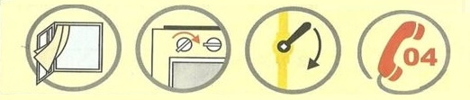 Что делать и куда звонить если в подъезде пахнет газом? Порядок действий при выявлении утечки