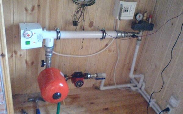 Самый экономный электрический котел отопления