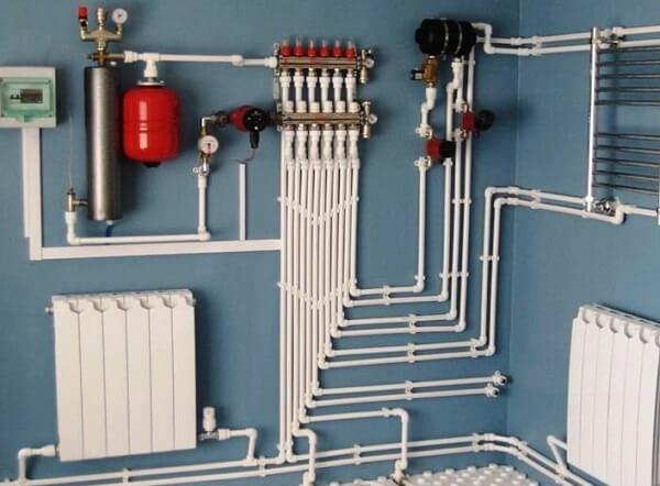 Как настроить расширительный бак системы отопления